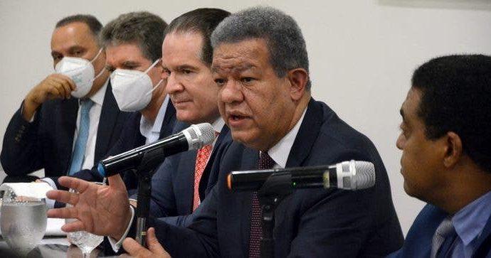 """Leonel: """"las elecciones no las perdieron ´los señoritos´ sino el intento de vulnerar el orden constitucional e imponer un candidato"""""""