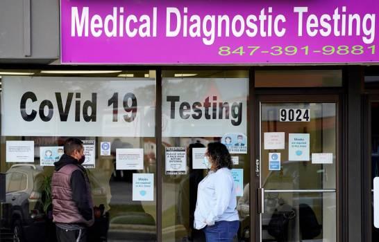 EEUU: Algunos hospitales en crisis por aumento de COVID-19