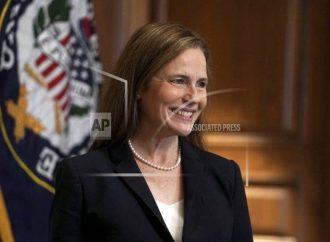 Amy Coney Barrett es confirmada como jueza de Corte Suprema de EEUU