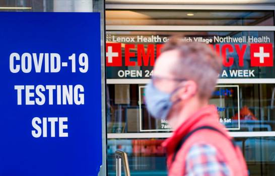 Pandemia registra récords de casos en América pese al optimismo de Trump