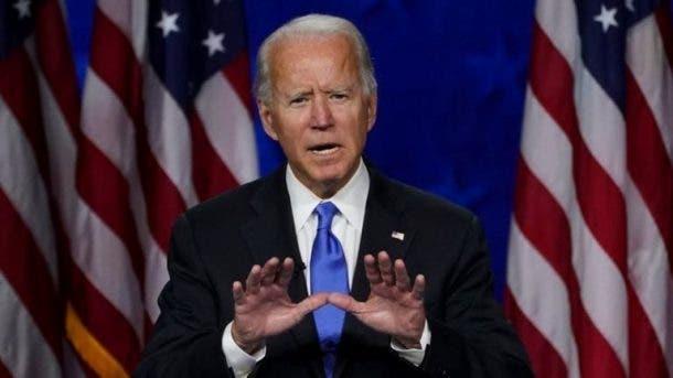 Joe Biden aventaja por 12 puntos a Trump en intención de voto, dice sondeo