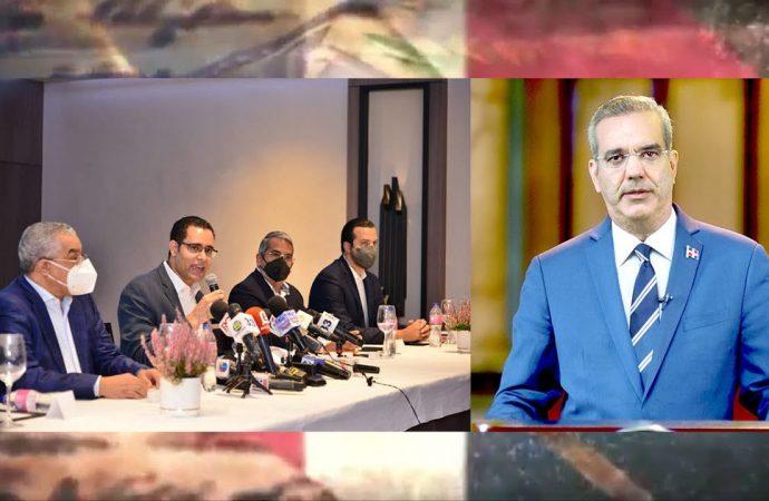 Los danilistas exigen transparencia a Abinader | El Jarabe Seg-4 14/10/20