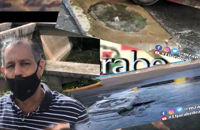Moca lleva más de 20 años navegando en materia fecal   El Jarabe Seg-4 06/10/20