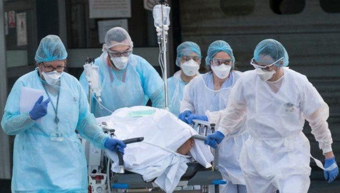 OMS reporta más de 350 mil nuevos infectados de Covid-19 en un día