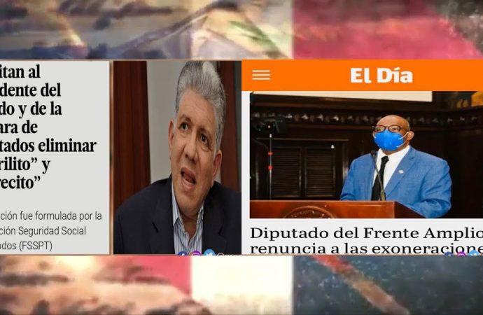 Lo mejor de la semana: Barril del senado / Despertara la honestidad en RD | El Jarabe Seg-4 05/10/20