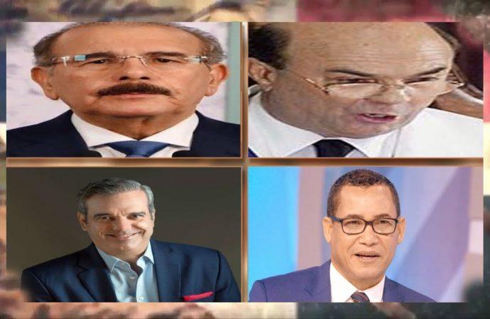 ¿Por qué Hipólito quiere a Eddy Olivares en la JCE? | El Jarabe Seg-1 16/10/20