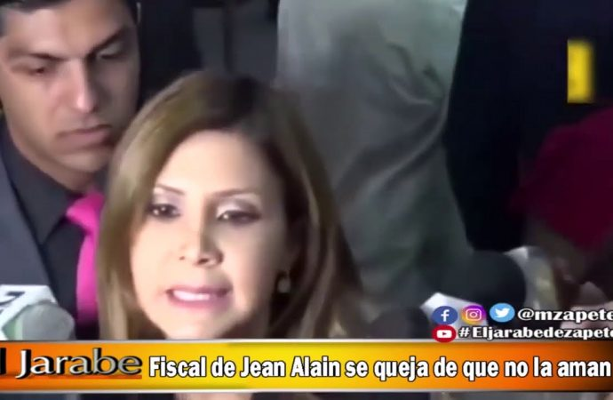 Lo mejor de la semana: Fiscal de Jean Alain se queja de que no la aman | El Jarabe Seg-3 05/10/20