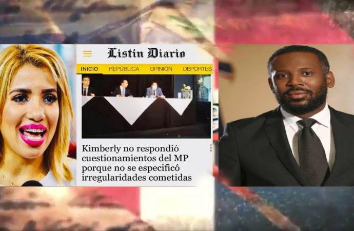 Kimberly Taveras quiere saber mas que todo el mundo | El Jarabe Seg-2 26/10/20