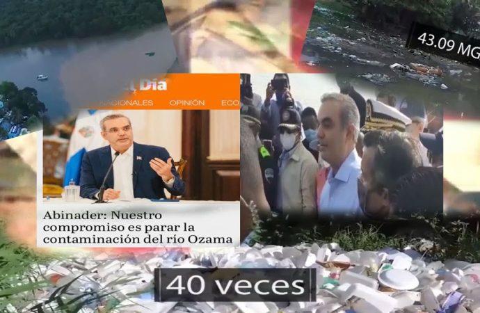 Políticos miopes desperdician el tesoro del río Ozama   El Jarabe Seg-1 26/10/20