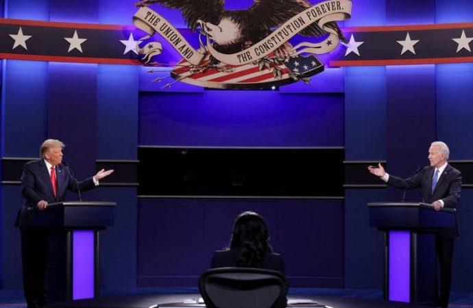 ¿Quién va a ser el próximo presidente de los Estados Unidos según las encuestas?