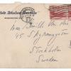 """Ansioso por verte"": Subastan cartas de JFK a amante sueca"