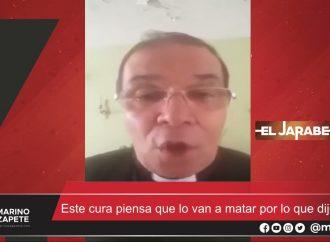 Este cura piensa que lo van a matar por lo que dijo | El Jarabe Seg-4 05/05/21