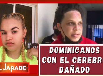 En RD dominicana hay personas con el cerebro dañado | El Jarabe Seg-1 18/06/21