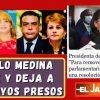 Danilo Medina huye y deja a los suyos presos | El Jarabe Seg-3 17/06/21