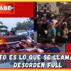 Esto es lo que se llama un desorden full | El Jarabe Seg-1 22/06/21