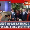 Asi llegó Rosalba Ramos a la Fiscalía del Distrito | El Jarabe Seg-3 22/06/21