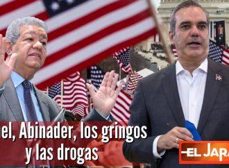 Leonel, Abinader, los gringos y las drogas | El Jarabe Seg-2 21/09/21