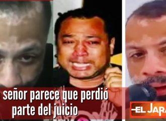Este señor parece que perdió parte del juicio | El Jarabe Seg-1 21/09/21