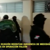 Por tercera ocasión reenvían audiencia de medidas de coerción a implicados en Operación Falcón