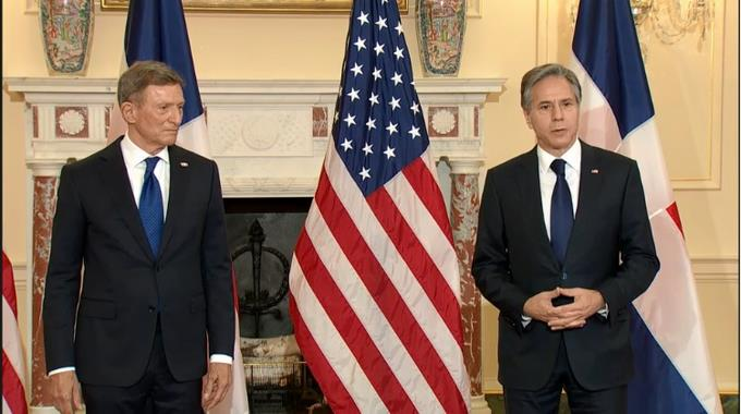 Estados Unidos elogia a RD por lucha contra la corrupción y considera ha establecido un estándar para muchos países
