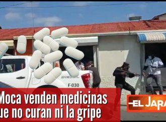 En Moca venden medicinas que no curan ni la gripe | El Jarabe Seg-4 28/09/21