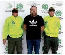Colombia entrega 'El Abusador' a EE. UU.