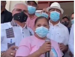 """Madre de niña ultimada en frente de Gobernadora: """"Ella a mí nunca me dio la cara"""""""