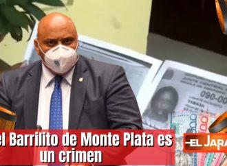 Lo del Barrilito de Monte Plata es un crimen | El Jarabe Seg-4 26/10/21