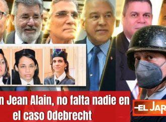 Según Jean Alain, no falta nadie en el caso Odebrecht | El Jarabe Seg-1 14/10/21