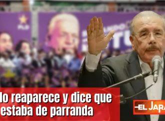 Danilo reaparece y dice que estaba de parranda | El Jarabe 18/10/21