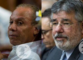 Ángel Rondón y Víctor Díaz Rúa condenados por caso Odebrecht